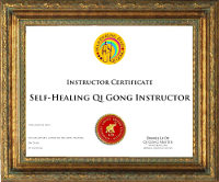 Self Healing Instructor Training SHIP - Wandering Dao Qi Gong School