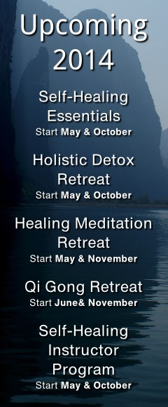 Upcoming Retreats 2014