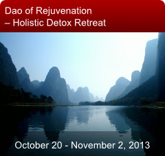 Dao of Rejuvenation – Holistic Detox Retreat