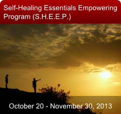 Self-Healing Essentials Empowering Program (S.H.E.E.P.)